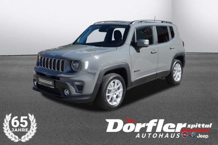 Jeep Renegade 1.3 PHEV AT 4xe Limited bei Autohaus Dörfler in