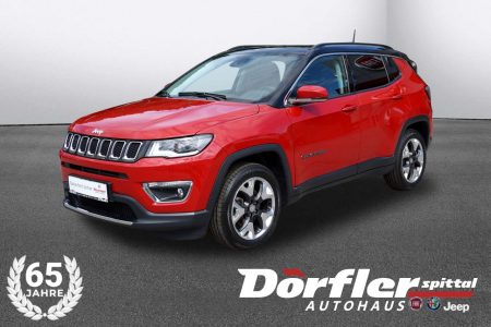 Jeep Compass 1,4 MultiAir2 FWD Limited bei Autohaus Dörfler in