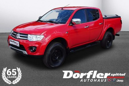 Mitsubishi L200 L200 Pick up Top Edition DC 4WD 2,5 DID bei Autohaus Dörfler in